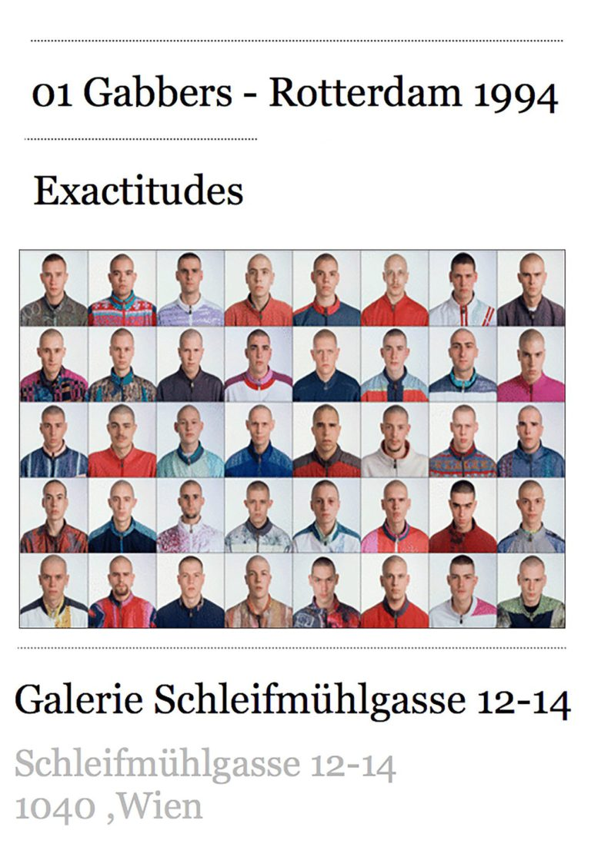Exactitudes 01 Gabber – Rotterdam 1994