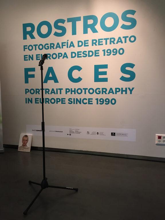 PHOTOESPÃNA 2016 Faces / Rostros – Fotografía Europea de retrato desde 1990