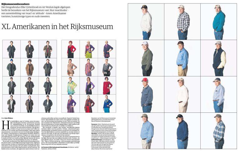 XL Amerikanen in het Rijksmuseum