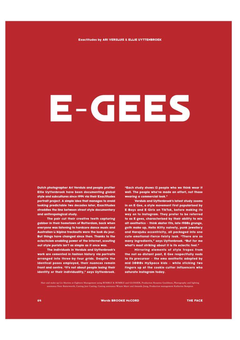 E-Gees