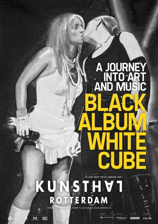 Black Album / White Cube
